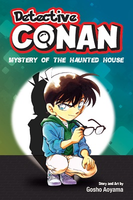 Conan Haunted
